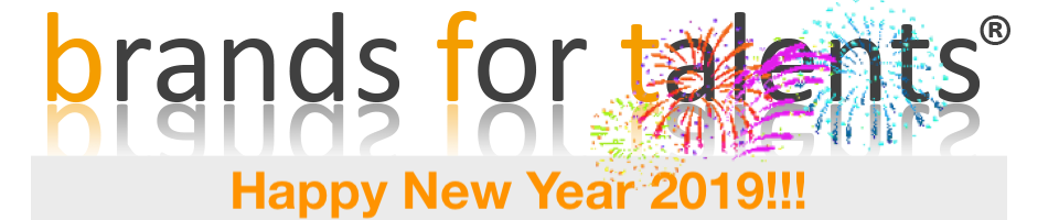 logo freigestellt Happy New Year 2019
